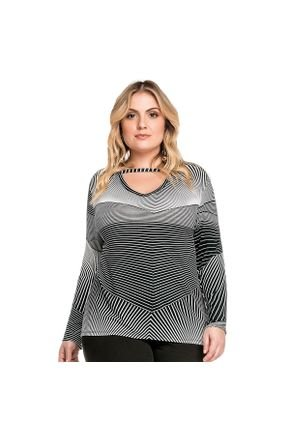 cereja 85090 blusa plus size